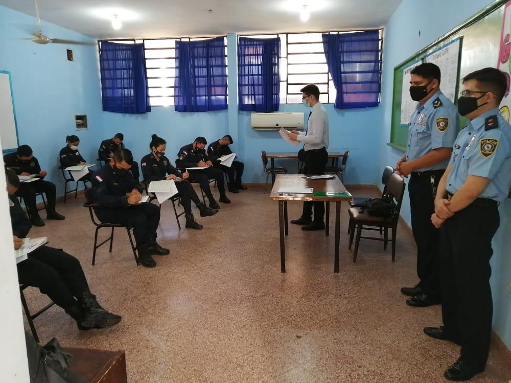 Iniciaron exámenes de admisión en la Escuela de Educación Física