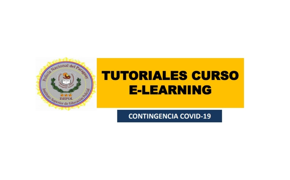 Tutoriales E-Learning