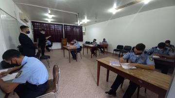 Instituto de Criminalistica inició exámenes...