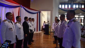 Suboficiales culminaron curso de capacitación profesional, en sede central